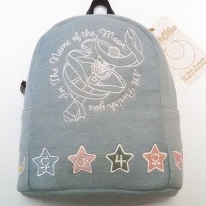 Sailor Moon Mini Backpack In The Name Of The Moon